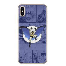 KACKYFUL para iphone 11 Pro X XR XS Max caso vengadores de Marvel Comics héroes Collage teléfono caso para iphone 8 7 6 6S Plus 5S cubierta(China)