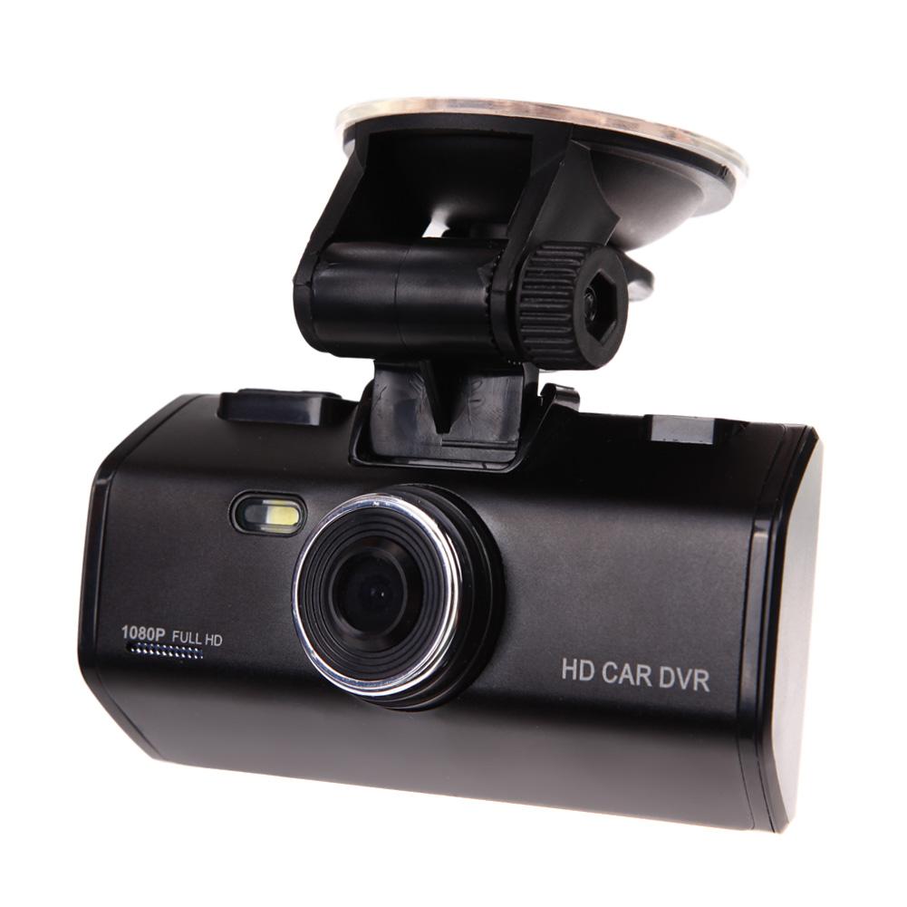 "1080P 2.4"" TFT Screen Car-styling DVR Full HD Night Vision Camcorder Video Registrator G-sensor Parking Recorder"