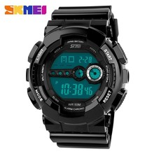 2015 HOT Sale Skmei Watch Skmei 1026 Military Army Watch Skmei Brand Men LED Watch Digital Watch Luxury Brand Sport Wristwatches