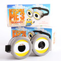Hot Sale Despicable Me Cartoon Cute Minions 3D Glasses Child Adult General Cinema Polarization 3D Cosplay