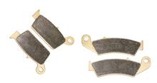 Buy Brake Pad set HONDA Dirt CR125 CR 125 RH RJ RK 1987 1988 1989 1990 1991 1992 1993 1994 / CRM75 CRM 75 R 1990 1994 for $5.82 in AliExpress store
