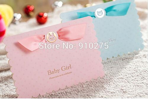 cute wedding shower invitations promotion-shop for promotional, Baby shower invitations