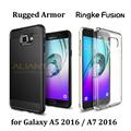 100 Original SGP Rugged Armor Ringke Fusion Case For Samsung Galaxy A9 A7 2016 A5 2016