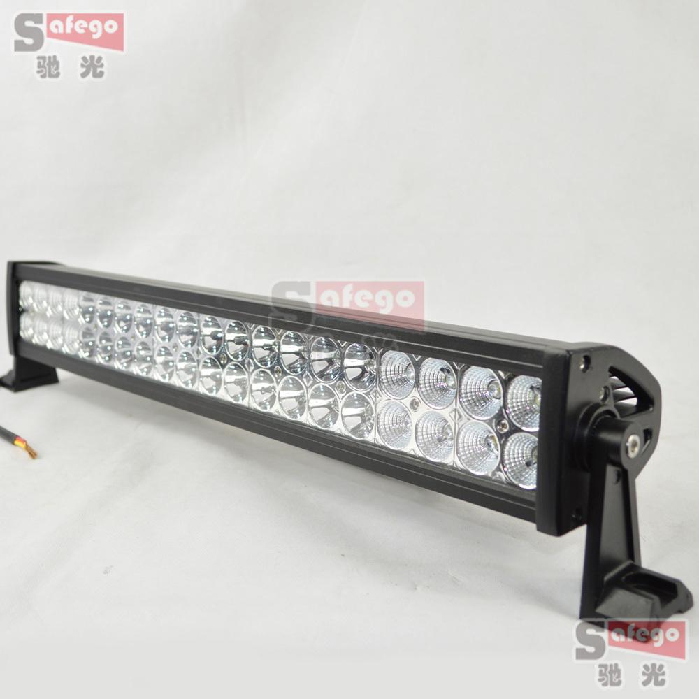 1pcs epistar 12V 120W led off road light bar for trucks tractor ATV spot/flood/combo offroad 4X4 120W led light bar lightbar led<br><br>Aliexpress