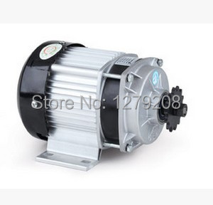 BM1418ZXF 60V 500W Electric Bicycle motor , brushless gear DC