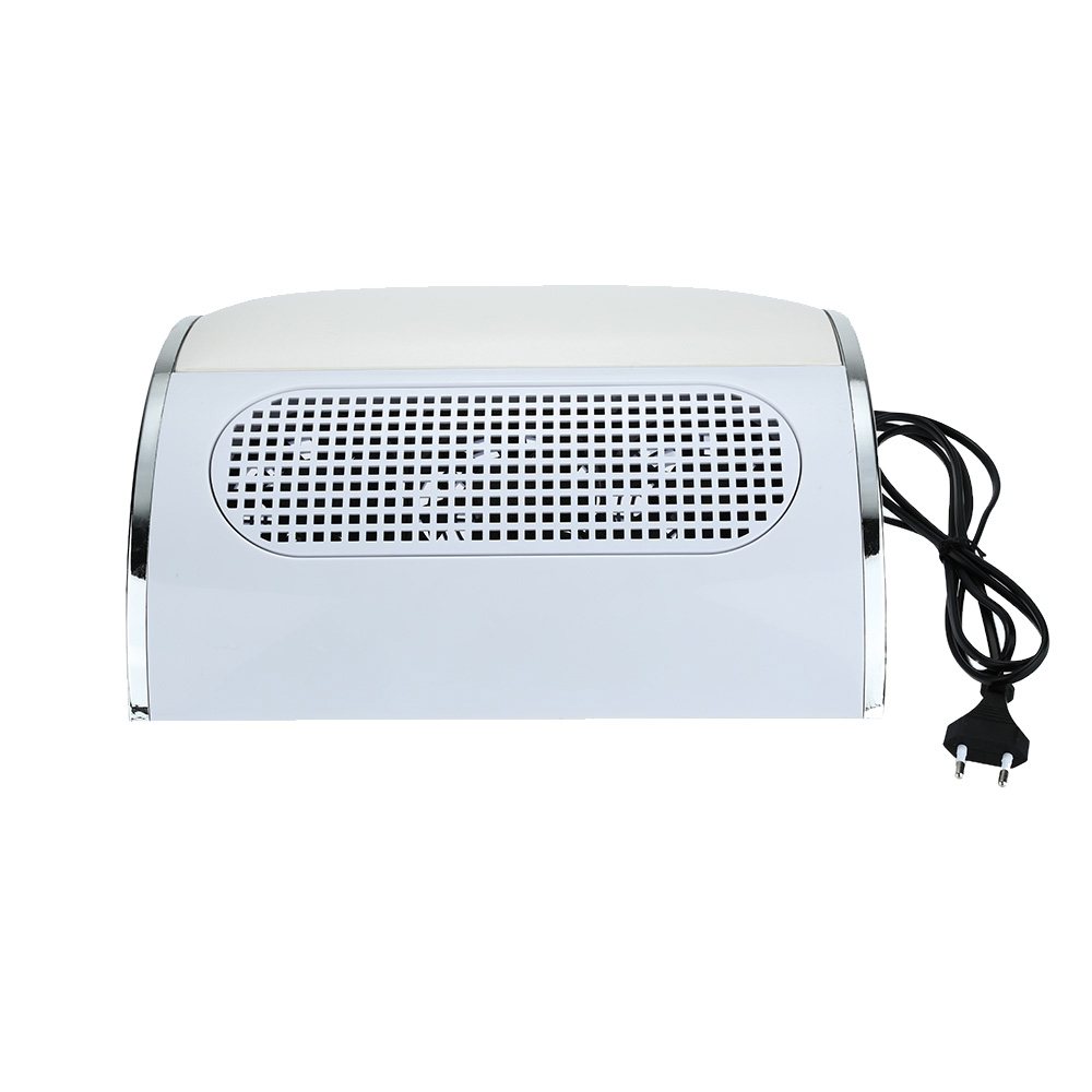 3 Fan Powerful Nail Dust Collector Vacuum Cleaner Nail Art Dust Suction Collector Hand Rest Design Nail Pillow Machine Equipment(China (Mainland))