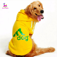 Buy Dogbaby Big Dog Clothes Golden Retriever Dogs Large Size Winter Dogs coat Hoodie Apparel Clothing dogs Sportswear SG68 for $5.72 in AliExpress store