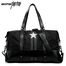 Casual Punk Fashion Sling Shoulder Men Travel Bag Waterproof Young Men's Gym Bag Sport Bags,Men Duffle Bag Weekend Travel Totes(China (Mainland))