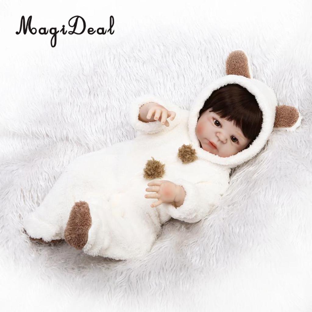 Huggable 22inch Realistic NPK - Lifelike American Baby Doll Figures Model - Lovely Newborn Infant Baby Appease Toys