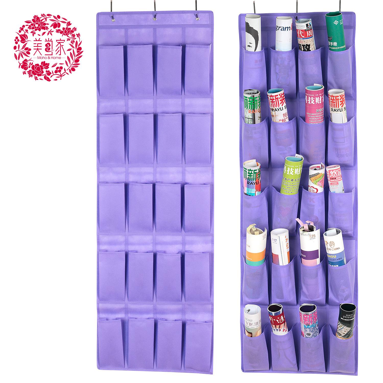 2016 new Hot Sale Hanging Bag Wall Door Holder Shoe 20 Pocket Non woven fabric Hanger Stuff Bag fashion storage bag organizer(China (Mainland))