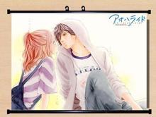 Blue Spring Ao Haru Ride Home Decor Anime Japanese Poster Wall Scroll Hot B004