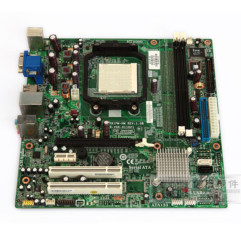 Original motherboard for HP C61  940 DDR2 for AMD AM2 MCP61PM-HM 1.0B  Desktop motherboard Free shipping<br><br>Aliexpress