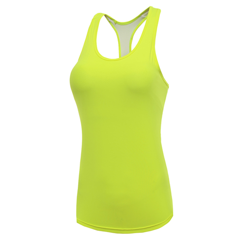 High quality Breathable Absorb sweat women Tank tops, sport and casual Tank tops, fitness running vest(China (Mainland))