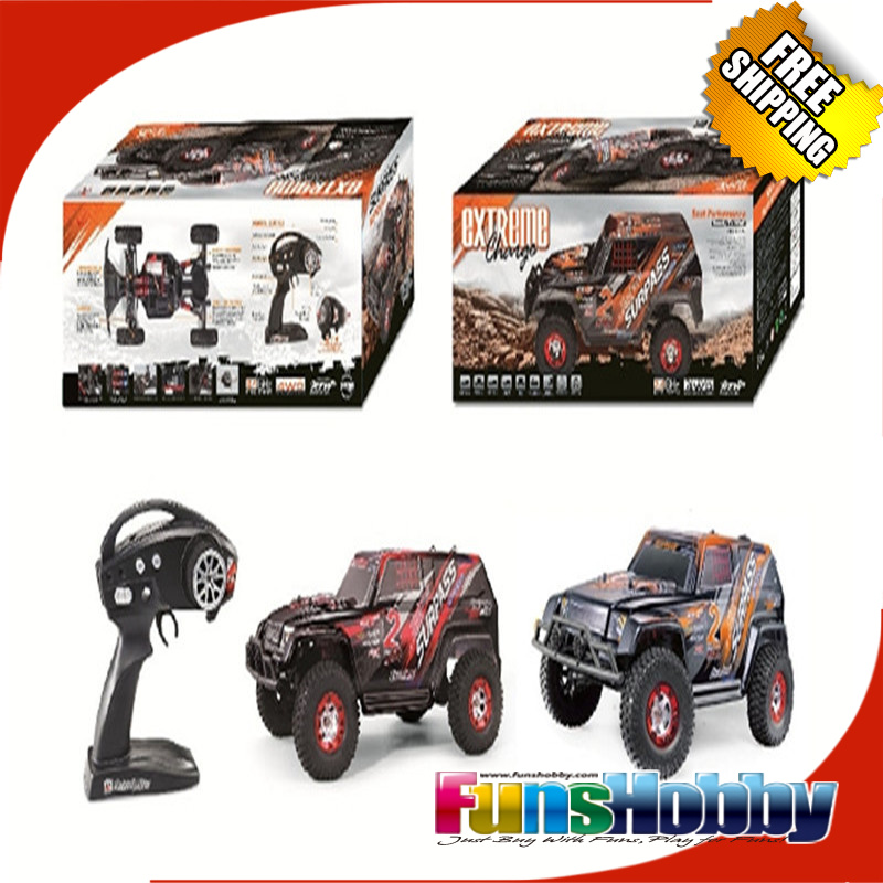 FEIYUE FY-02 1:12 4WD 2.4G SUV Off Road Buggy RC Racing Car EXTREME-2(China (Mainland))