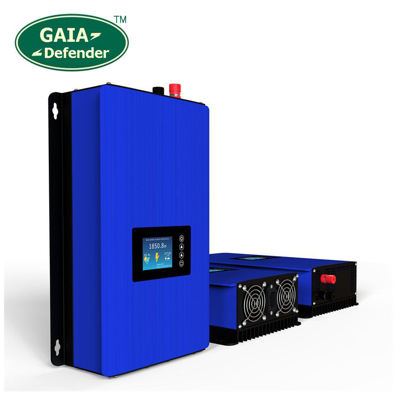 2000W Solar Grid Tie Inverter with Limiter DC 45V-90V AC 220V 230V 240V(China (Mainland))