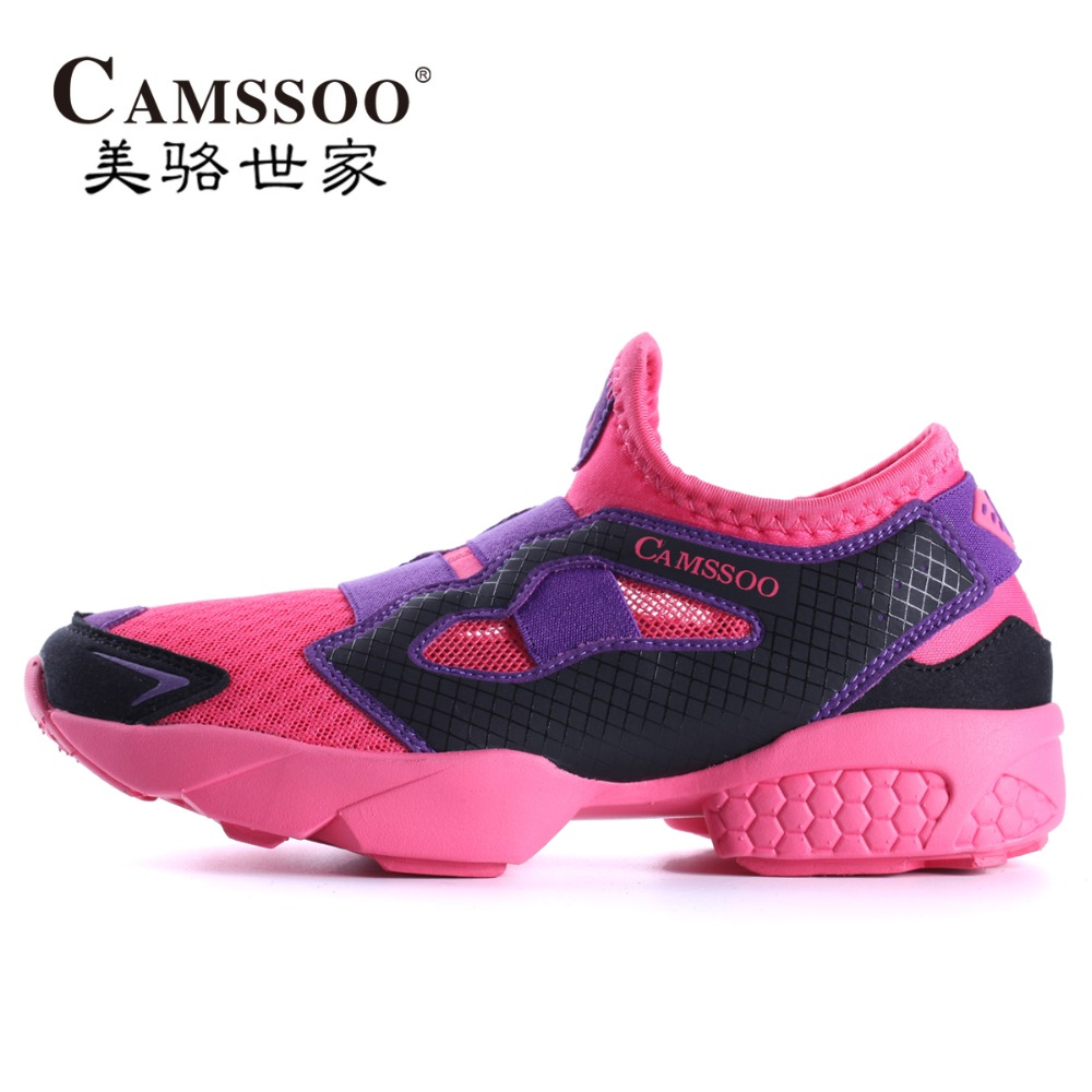 2016 Womens Fashion Sports Outdoor Hiking Shoes Sneakers For Women Breathable Mesh Sport Climbing Trekking Shoes Woman