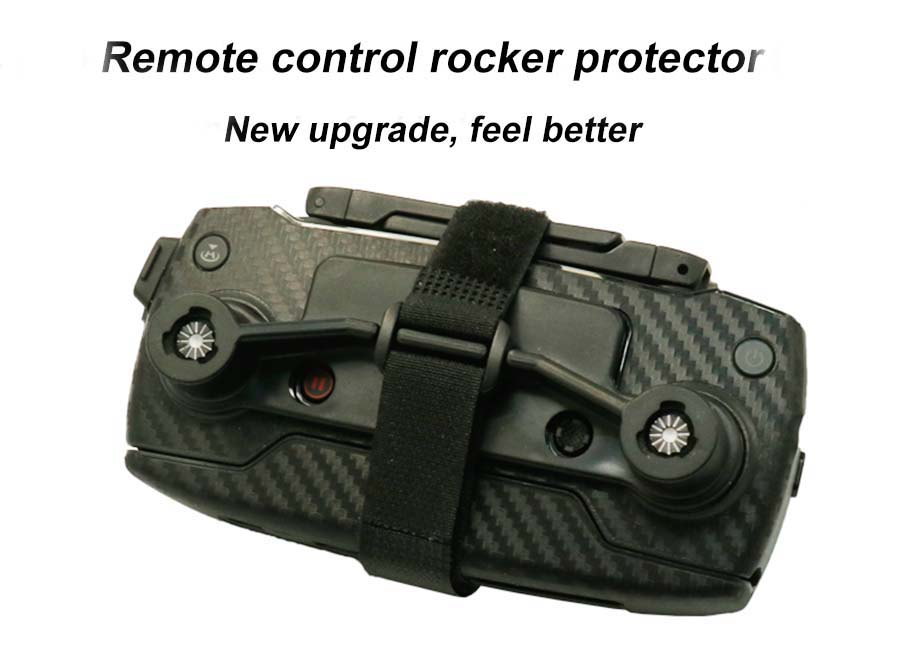 1 pc New Version Remote control rocker arm protector screen protect cover fix for RC Drone Professional accessory