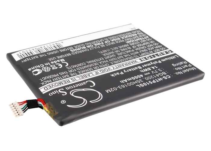Wholesale Tablet Battery For EVO View 4G,Flyer,P510E (P/N 35H00163-00M,35H00163-00P,35H00163-02M,BG41200 ) Free Shipping(China (Mainland))