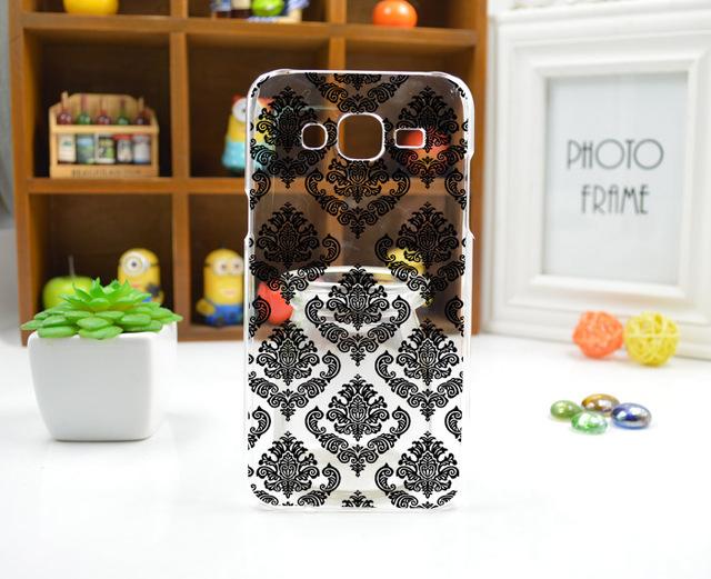 Etui Samsung J5 Modern Pattern