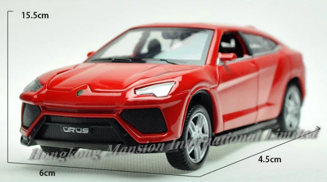 132 Car Model For TheLamborghini URUS (11)