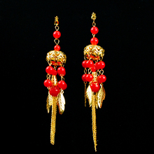 Classical drop earring lantern vintage earring accessories earrings accessories supplies(China (Mainland))