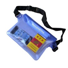 Waterproof big waist case cover for iphone 6 6+ 5s 5c galaxy note2/3/4 s4 s5 s6 underwater sports dry bag case for surf swim