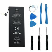 ZRTZ Реальная Емкость 1810 мАч Телефона Аккумулятор для Apple iphone 6 iphone6 iphone 6g iphone6G With Machine Tools Kit(China (Mainland))
