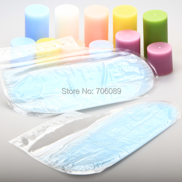 Free Shipping Reusable Home SPA Paraffin Wax Foot Mask with Temperature Sensor Enjoy SPA results but Low Price(China (Mainland))