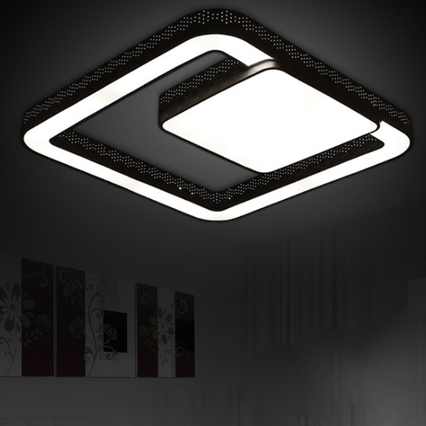 Modern Dimmable Ceiling Lights Design Living Room Led