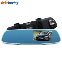 New Ambarella A7 Car DVR Camera Mirror Full HD 1080P 6G Lens Video Recorder 170 degree Night vision Dash Cam parking monitor(China (Mainland))