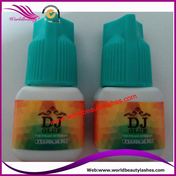 Coréia forte cola de cílios, Cola de cílios, 5 ml cola extensão dos cílios