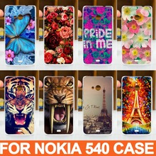cover case for Nokia Lumia 540 case cover For nokia 540 phone back cover free shipping
