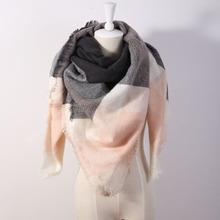 za Fashion Design Women's Scarf Top Blankets Soft Cashmere warm in Winter Brand Square warp Shawl Size 140cmx140cm wholesale(China (Mainland))