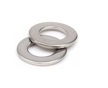 500pcs/Lot 304 Stainless Steel A2 DIN125 M2 Flat Washer Plain Washer Flat Gasket(China (Mainland))