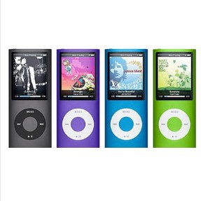 promtion!HOT 16GB 4th Gen MP4 Player 1.8'' Video Radio FM MP3 MP4 &Free DHL Shipping 200pcs(China (Mainland))