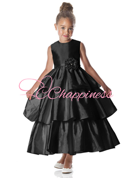 Free shipping flower girl dresses kids baby frocks cute girls pageant dresses
