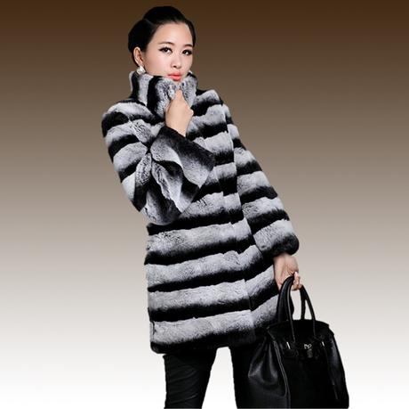 Chinchilla Rabbit Fur Coat Chinchilla Rabbit Fur Price
