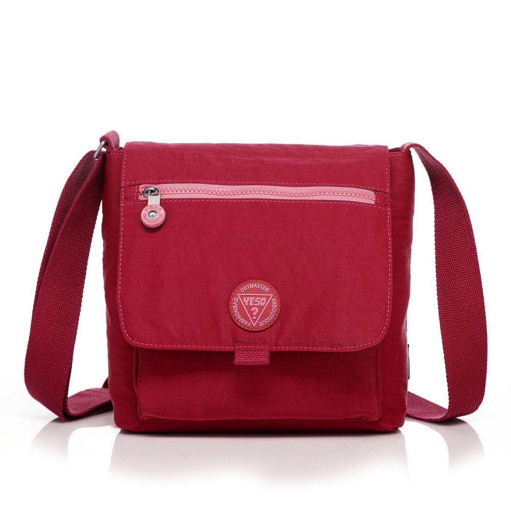 YESO 2016 Women Sports Bag Oxford Fabric Women Handbag Fashion One Shoulder Cross-body Bags Outdoor Travel Messenger Bags<br><br>Aliexpress