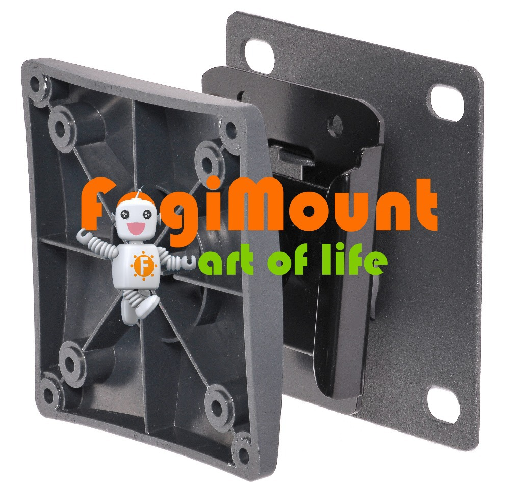 "GOOD BUY FREE SHIPPING [FOGIMOUNT] MONITOR WALL MOUNT BRACKET WALL MOUNT WITH MADE IN TAIWAN UP TO 24""(Taiwan)"
