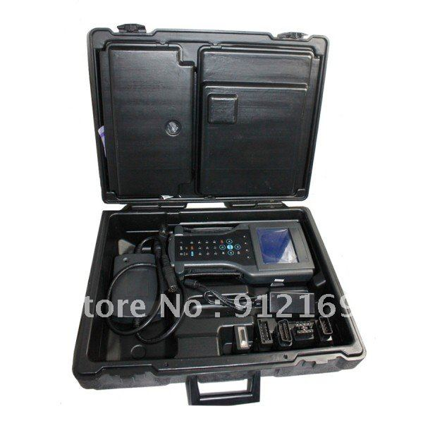 NEW GM Tech2 GM Diagnostic Scanner GM Tech II (Works for GM/SAAB/OPEL/SUZUKI/ISUZU/Holden)(China (Mainland))