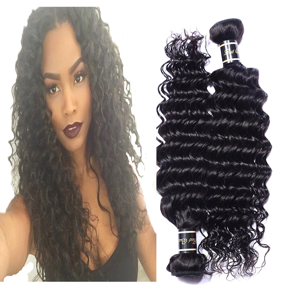5A 1pcs/lot  Malaysian  Afro Deep curly, Human Hair Extension weaves,available  8 10 12 14 16 18 20 22 24 26 28 30inch<br><br>Aliexpress