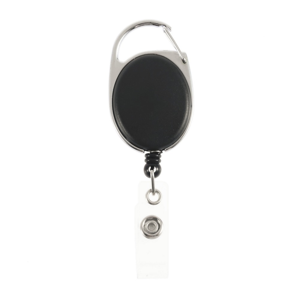1pc 2016 Retractable Pull Key Ring Chain Reel ID Lanyard Name Tag Card Badge Holder Reel Recoil Belt Key Ring Clip Free Shipping(China (Mainland))
