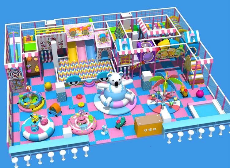 aire de jeux couverte b b parc d 39 attractions de march quipements de jeux pour enfants dans. Black Bedroom Furniture Sets. Home Design Ideas