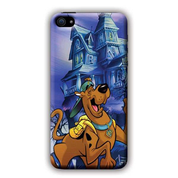 Scooby Doo For iPhone 5C Evo Lte Phone Case(China (Mainland))