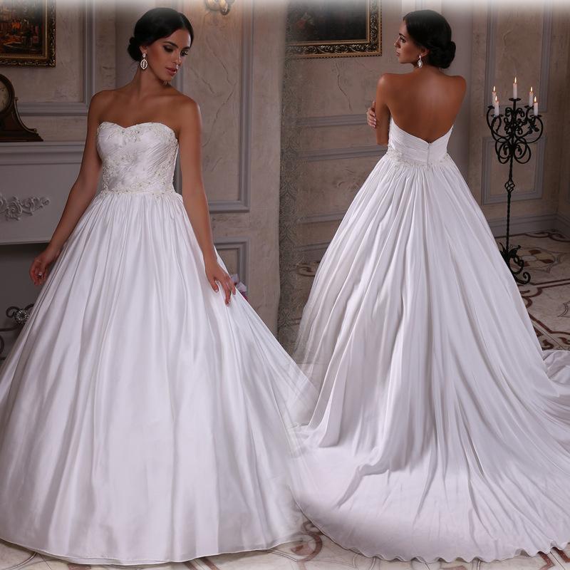 Кружевные бретельки на свадебных платьев
