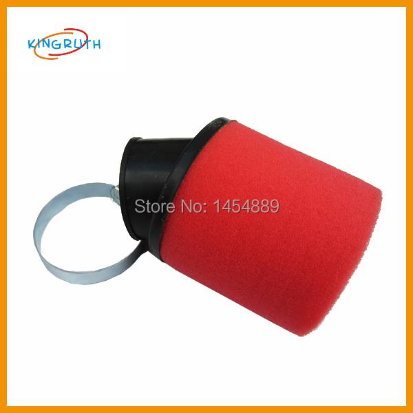 free shipping air filter for motorcycle colorful China supply(China (Mainland))