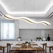 Modern Pendant Lights Kitchen Living Dinging Room Light Fixtures LED Hanging Lamp Luminaires Dimmable With Control AC90-260V(China (Mainland))