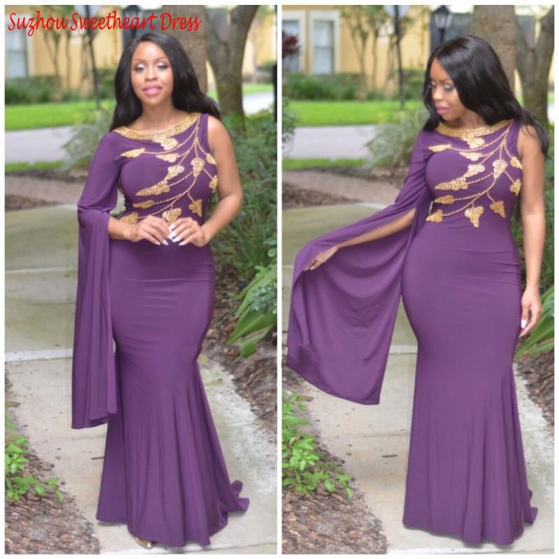 Cheap Purple Plus Size Dresses Fashion Dresses