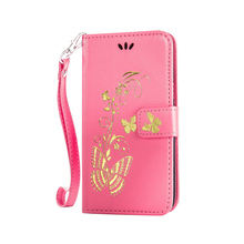 Buy Bronzing Butterfly PU Leather Phone Cases Samsung I9500 Galaxy S4 SIV I9505 GT I9500 S4 CDMA SCH I545 Covers Bag Shield Case for $3.56 in AliExpress store