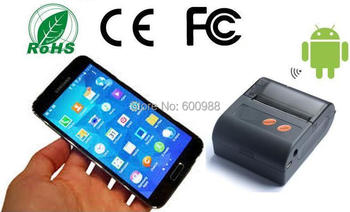 Cheap Pocket size Mobile Bluetooth Printer For Andriod, Windows 8, winCE, WinMobile